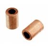 Metal Tube 5X7.5x3mm Antique Copper